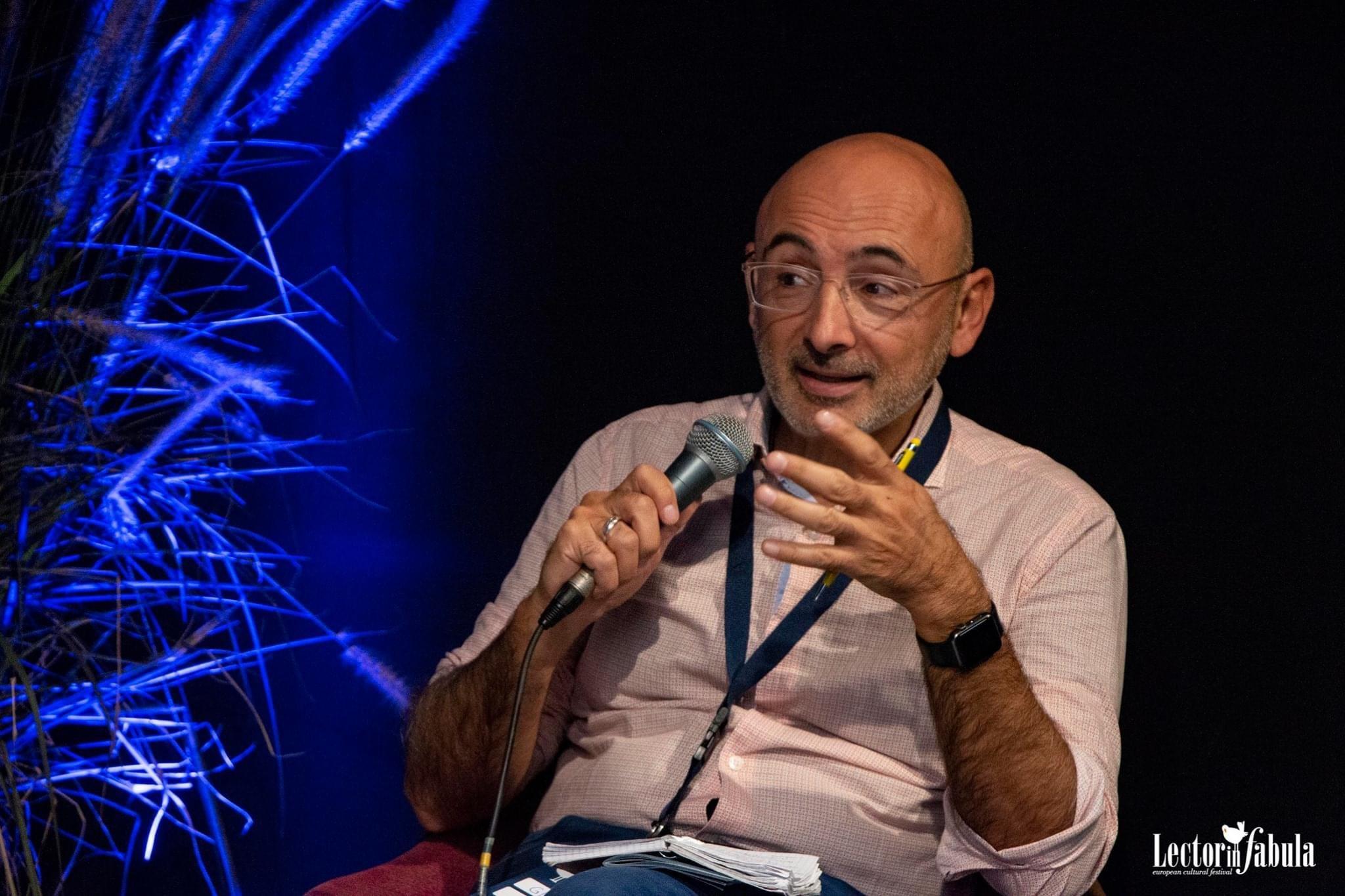 Gian-Paolo Accardo (all photo credits: Mimmo Donghia)